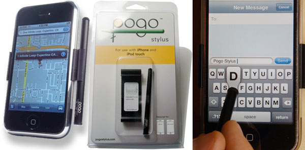 Pogo stylus, pennino per iPhone