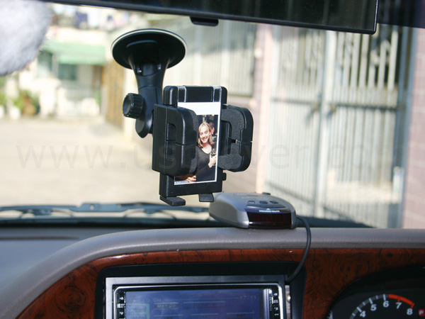 Universal Car Mount 360° Rotation